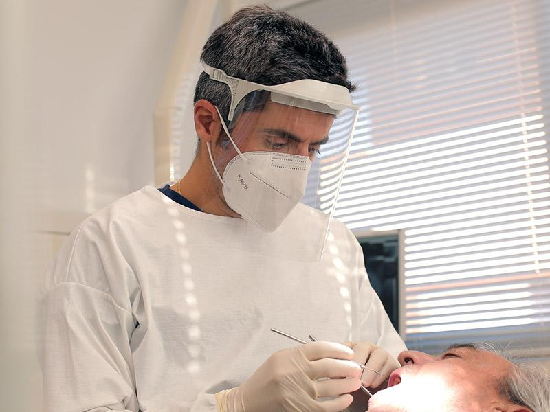 Curetaje dental - Clínica Dental en Toledo | AM Odontología