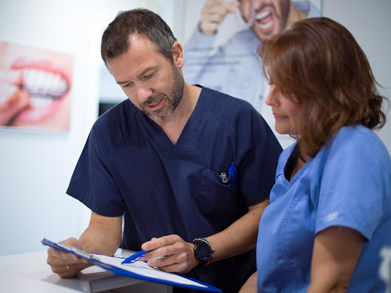 Profilaxis dental - Clínica Dental en Toledo | AM Odontología
