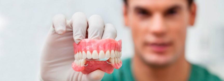 Tipos de prótesis dentales dentales
